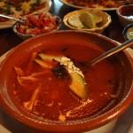 Carboncitos tortilla soup