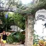 The entrance of La Cueva Del Chango