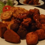 Mixed Appetizers at La Bodaguita