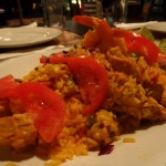 Paella at La Bodaguita