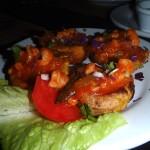 Shrimp Appetizer at La Bodaguita