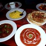 Chicken Tikka Masala at Curry Omm
